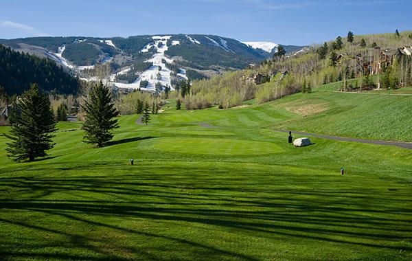 Golf Courses in Avon, Colorado