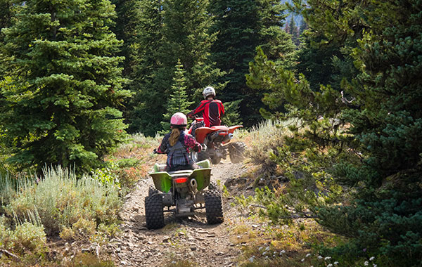 Jeep/ATV Tours Avon, Colorado