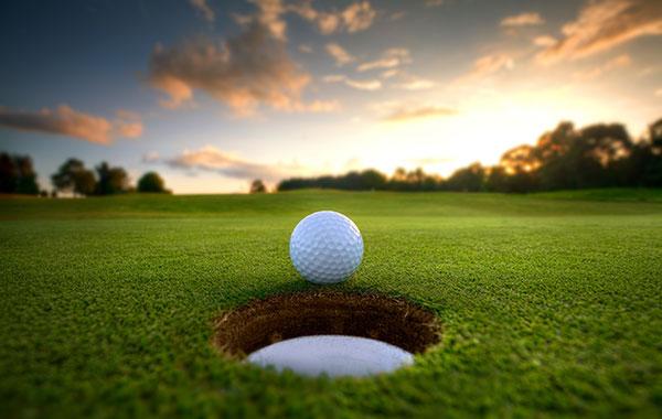 Eagle Vail Golf Course in Colorado