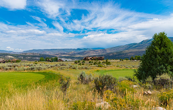 Mountain Course at The Golf Club at Cordillera