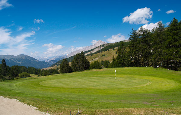 Sonnenalp Golf Course at Colorado