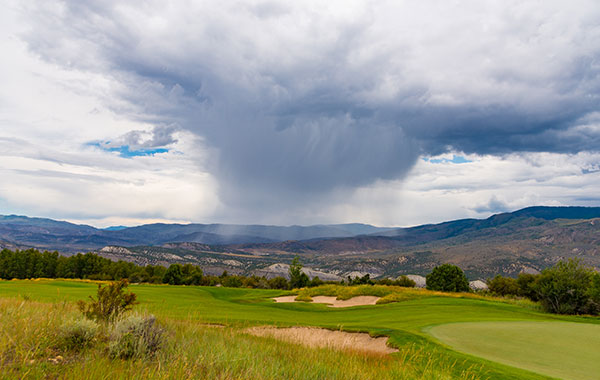 Valley Course at The Golf Club at Cordillera