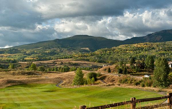 Willow Creek Golf Club at Eagle Vail