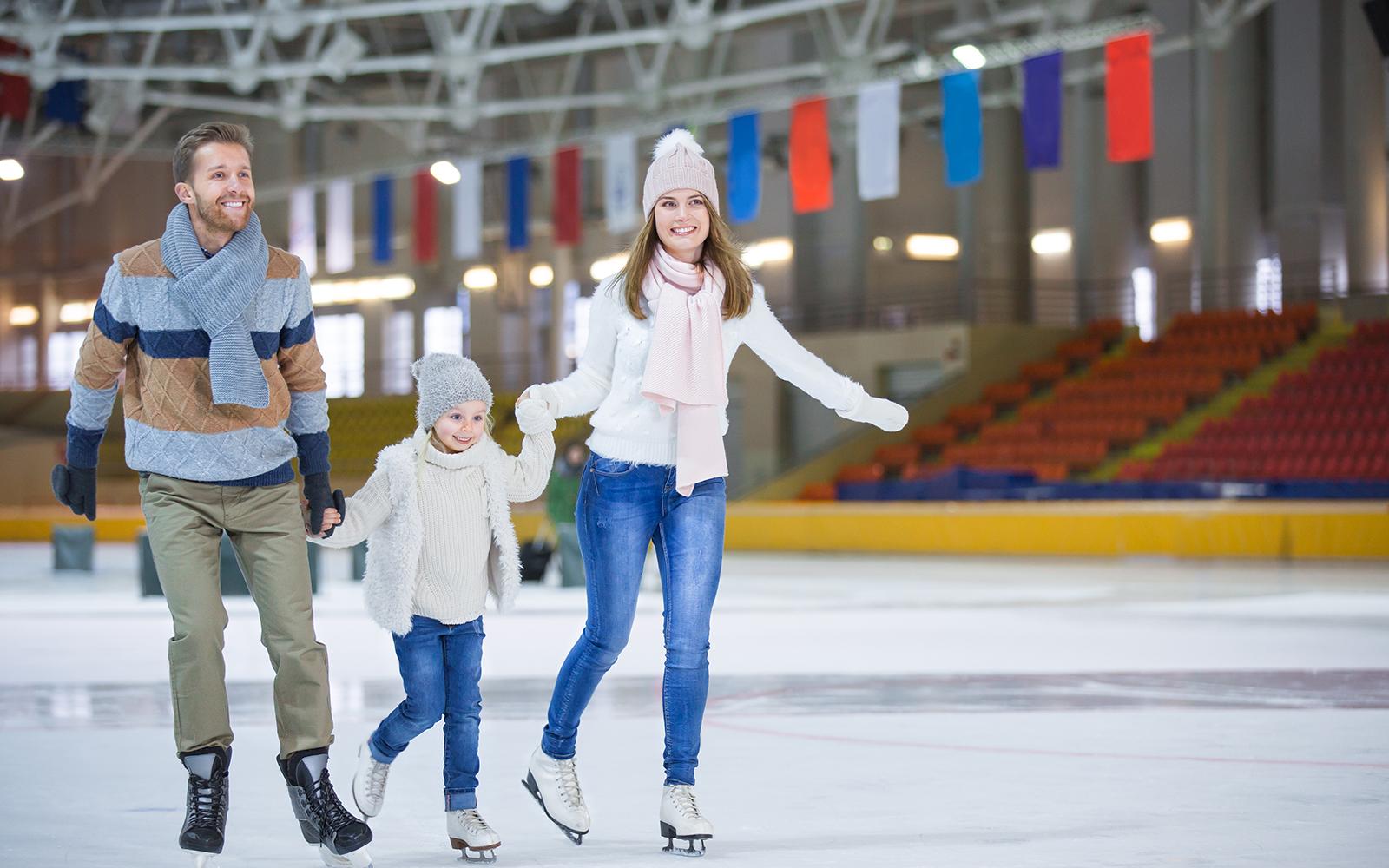Dobson Ice Arena at Colorado