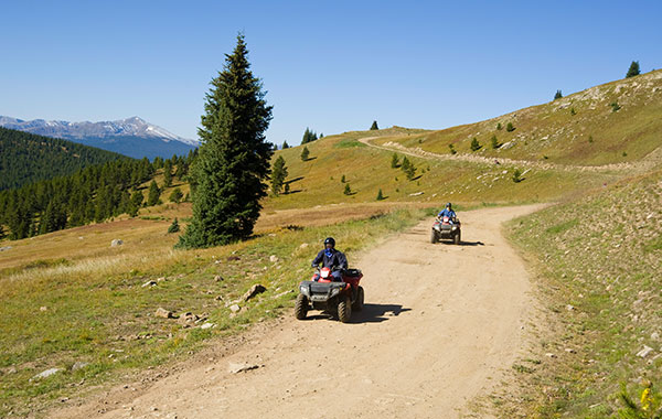 Timberline Tours in Colorado