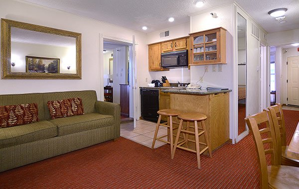 Three Bedroom Suites in The Christie Lodge Avon, Colorado