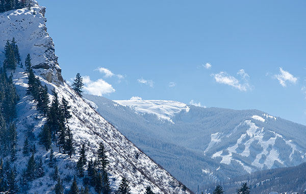 Beaver Creek Mountain Colorado