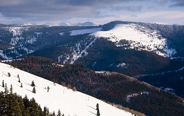 Colorado Vail Mountain