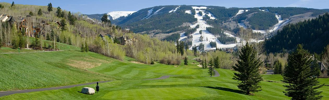 Golf Courses at Avon, Colorado