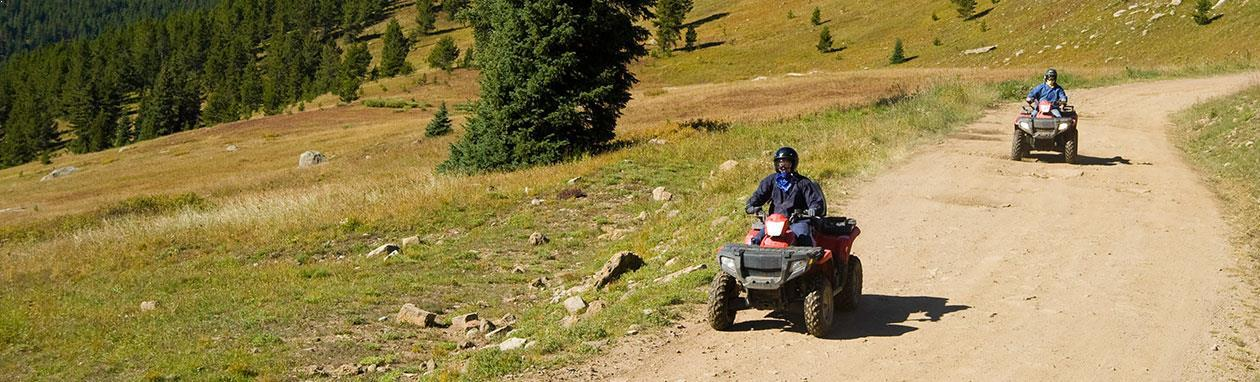 Jeep/ATV/Rafting Tours in Avon, Colorado